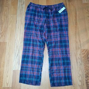 🎃Sonoma Intimates plaid flannel sleep pants